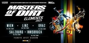 Masters of Dirt ELEMENTS TOUR 2021