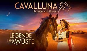 CAVALLUNA Legende der Wüste