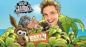 Sascha Grammel FAST FERTIG!