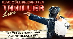 Thriller - Live - Tour 2022